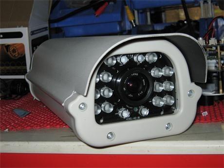 荆州大华DH-78009S无线红外高清监控网络摄像机
