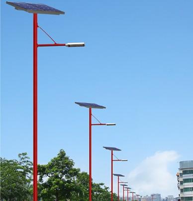 生产厂家直销太阳能路灯GF-1901农村太阳能路灯