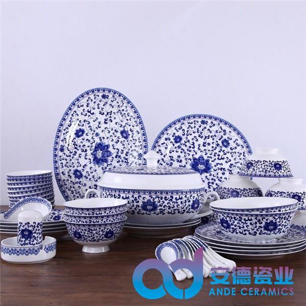 陶瓷餐具批发 景德镇餐具厂家