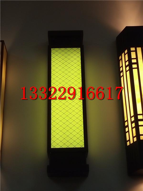 人造云石壁灯PMMA灯罩仿云石壁灯,来图定做户外门口壁灯厂家