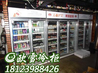上海最常见的便利店冷藏柜是哪种