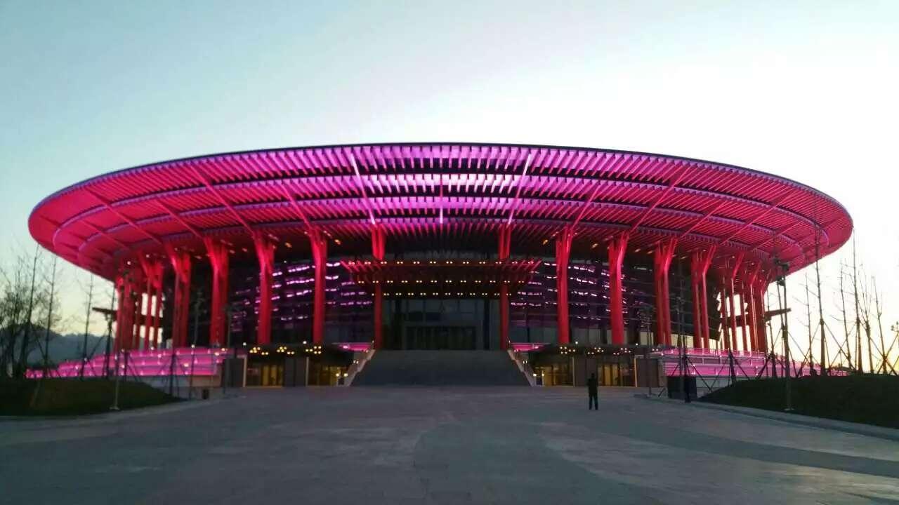 北京照明亮化设计施工 北京户外广告大字制作