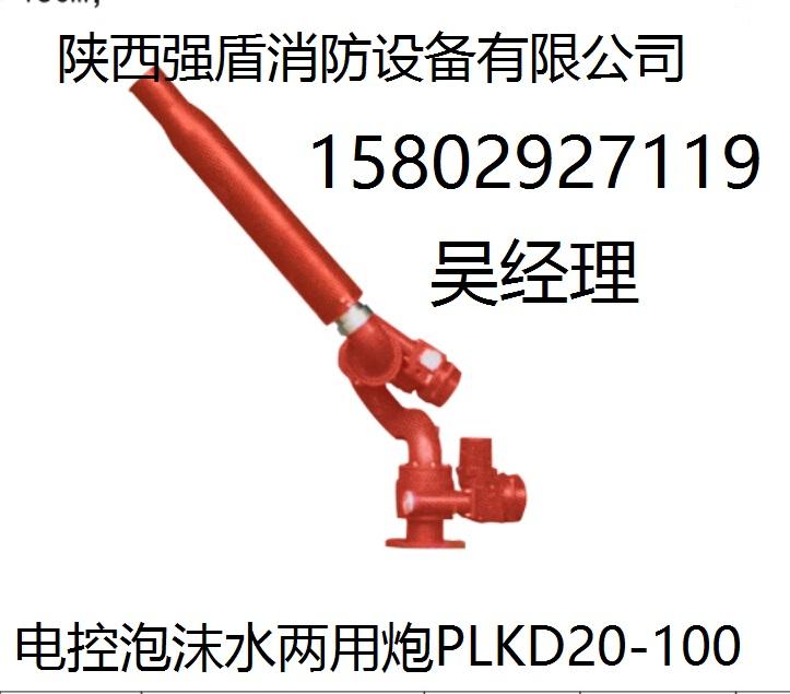 安康强盾厂家直销PLKD电控消防泡沫炮电动消防水炮