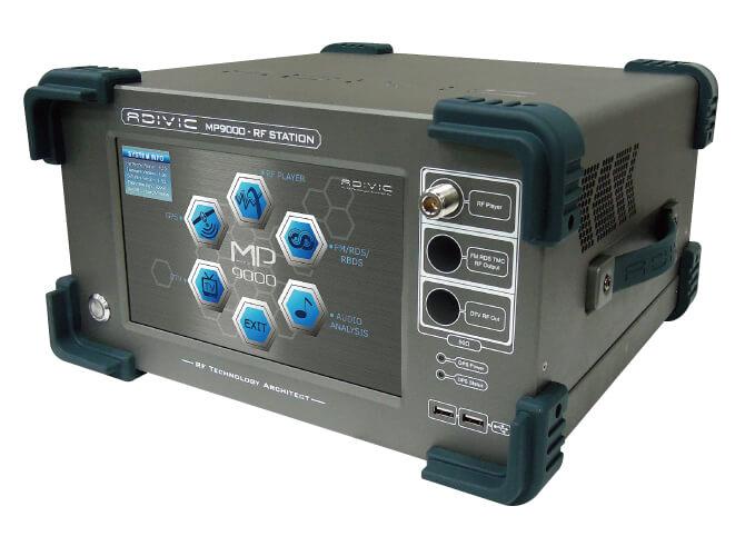 MP9000 八通道GPS信号发生器-ADIVIC(匯宏)