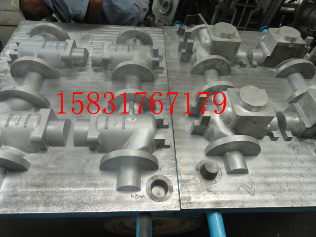 铸造模具厂,制作加工阀门管件模具