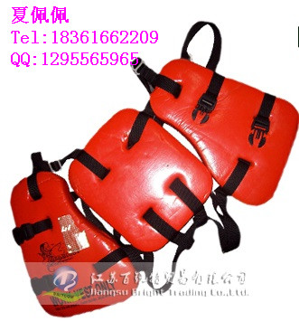 CCS石油平台三片救生衣 XT-100三片式海上工作救生衣