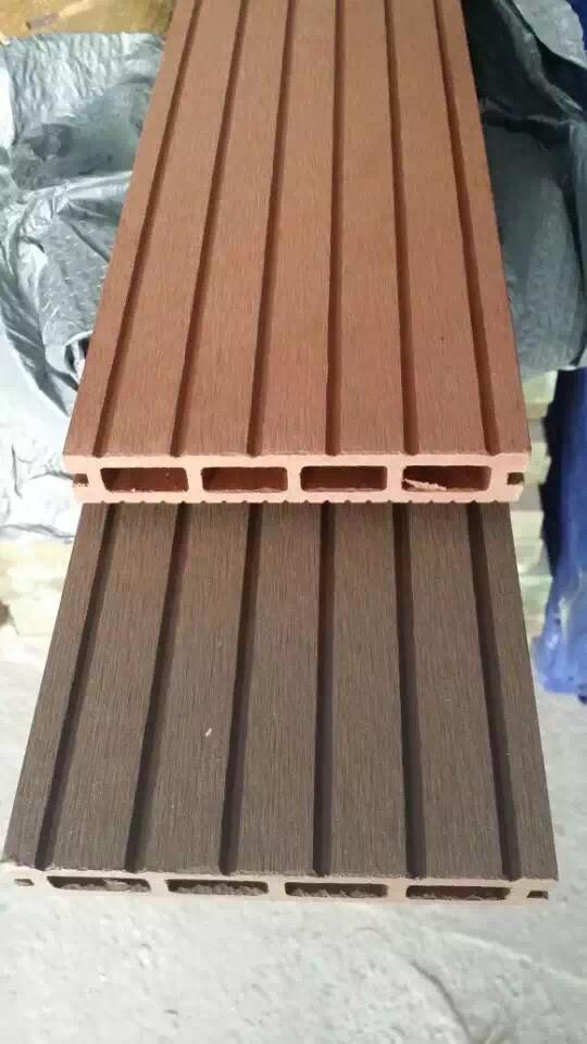 柳州木塑地板材料批发价户外塑木地板材料