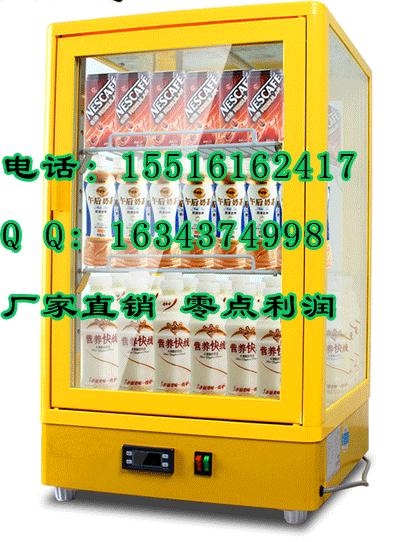 郑州饮料加热柜-