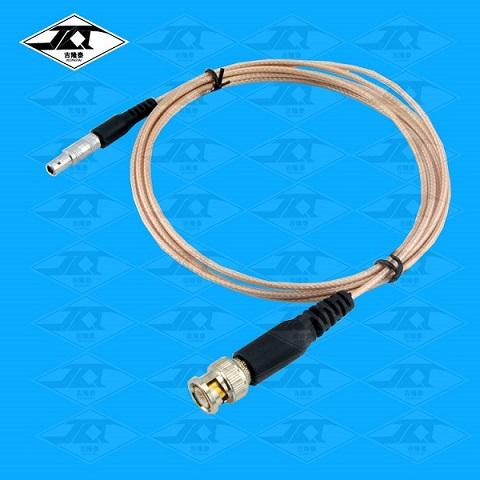 超声波探伤仪探头线|Q9Q9-C5C5|测厚高频双晶数据线
