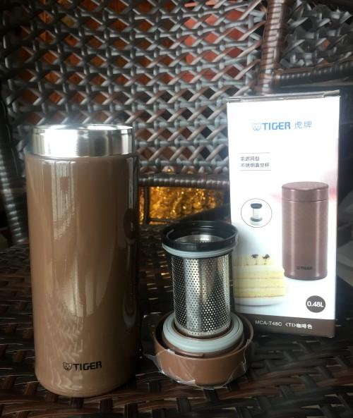 感谢你购买西安TIGER不锈钢保温杯
