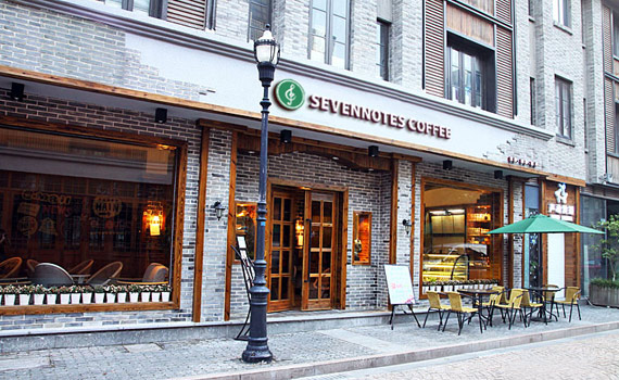 咖啡厅加盟排行榜,7咖啡厅我们的最爱