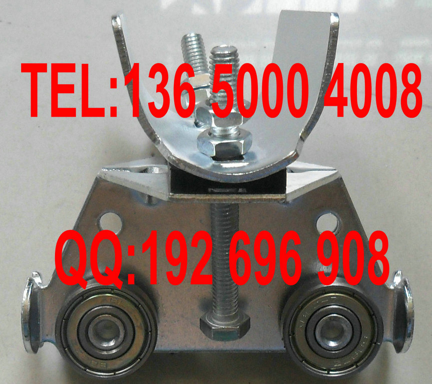 电镀设备天车滑轨配套304不锈钢滑轮