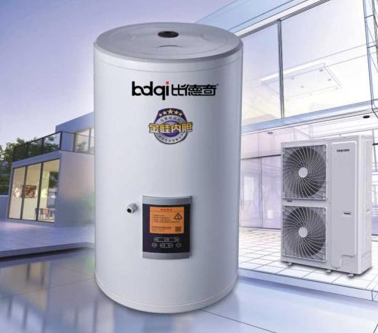 比德奇【煤改电专用配套缓冲水箱】搪瓷内胆承压保温采暖缓冲水箱