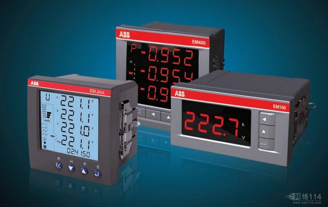 正品ABB仪器仪表EM-M,EM400-T