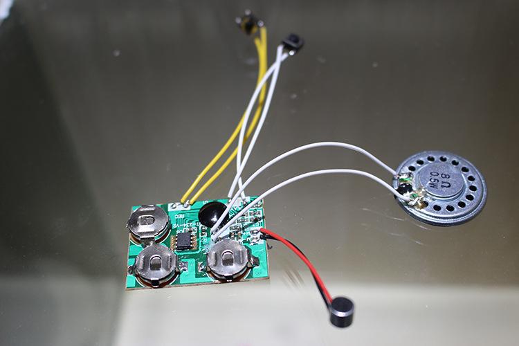 录音机芯|贺卡电子录音机芯定制
