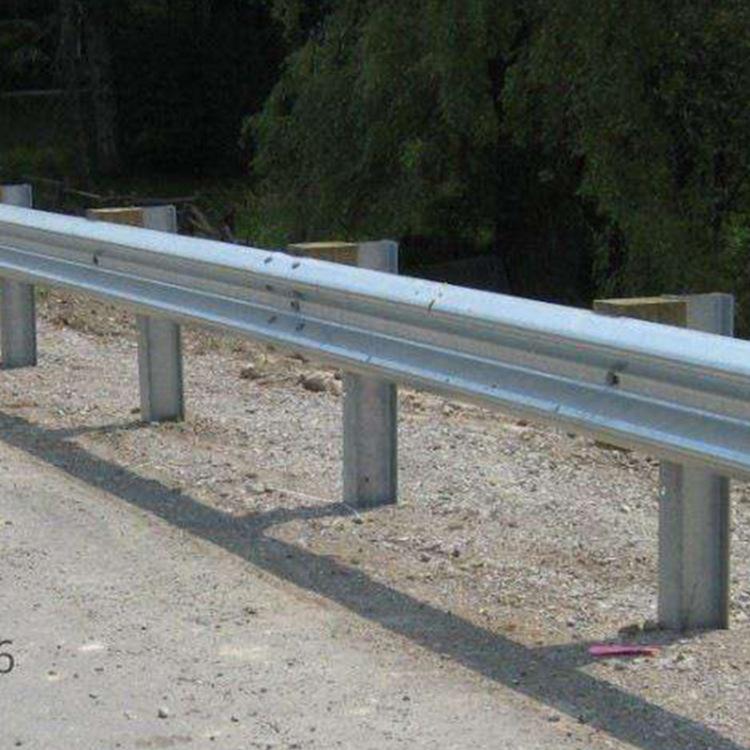 厂家直销高速公路波形护栏 Gr-B-4E热镀锌护栏板 可按图纸定制