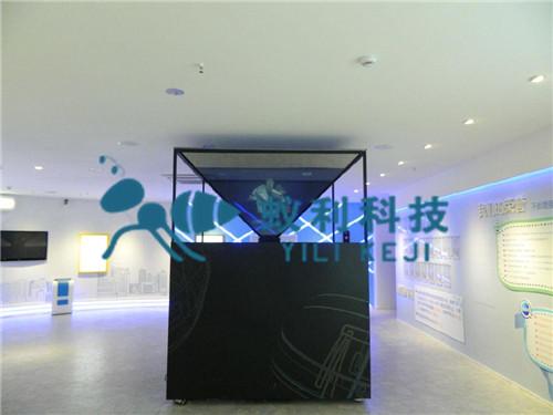 内蒙古360全息镀膜玻璃批发 北京3D全息投影设备厂家上海360度展示柜租赁