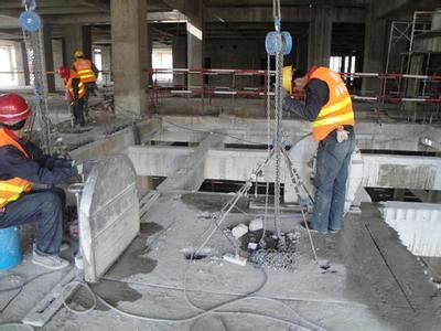 运城混凝土建筑切割拆除建筑物拆除
