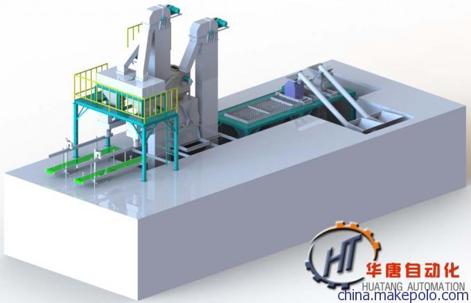 供应新疆水溶肥,滴灌肥,冲施肥全自动配料生产设备