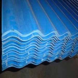 供青海梯形琉璃瓦和西宁合成树脂波浪板