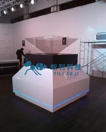 成都全息镀膜玻璃现货批发 上海裸眼全息展示柜的原理全息幻影成像设备一套价格