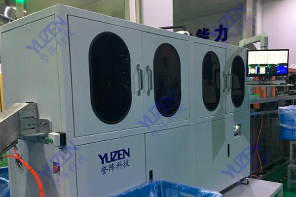 YZ-PT瓶检机 外观检测设备 机器视觉 视觉检测