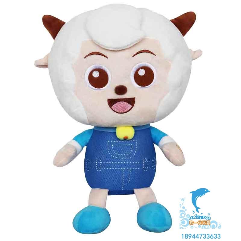 电动玩具 毛绒智能玩具哪家好丨正版智能喜羊羊电动玩具新款上市