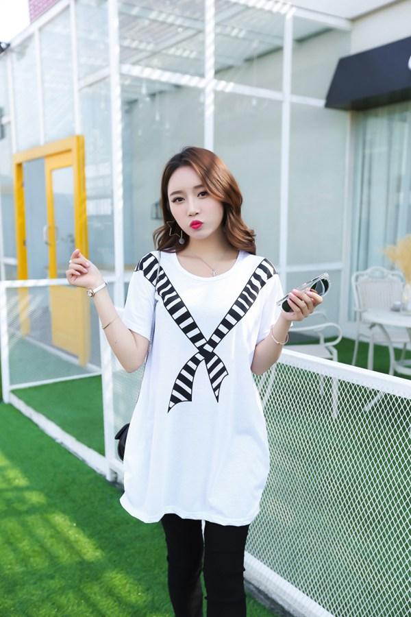 厂家直供纯色时尚短袖T恤流行韩版情侣T恤批发时尚牛仔短裤批发