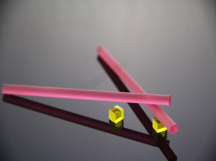 Er:YAG 激光 晶体 棒 2.94μm 可订制 激光医疗