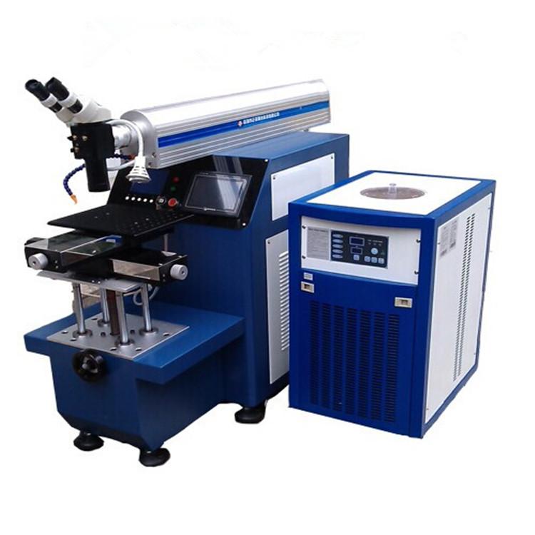 200w光纤激光焊接机 高精密焊接光点 全自动焊接无毛刺 无耗材