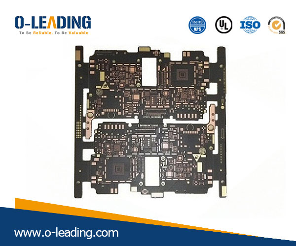 20层高频率PCB板,2.0毫米板厚,HDI印刷电路