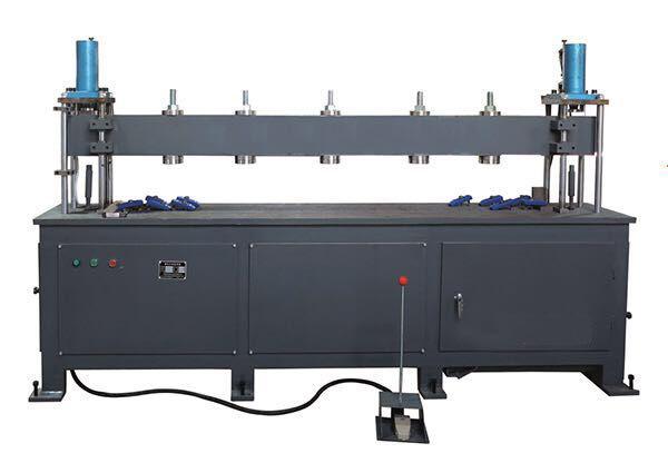 铝边框冲压设备 多位压力机