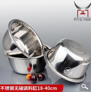 不锈钢彩色调料盆-不锈钢彩色调料缸-瑞鑫五金