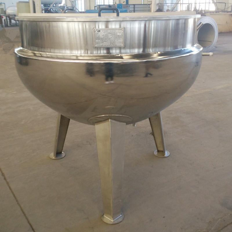 蒸汽式搅拌夹层锅
