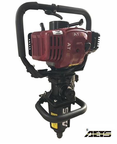 aets便携汽油冲击风炮-AT18艾特森铁路螺丝扳手