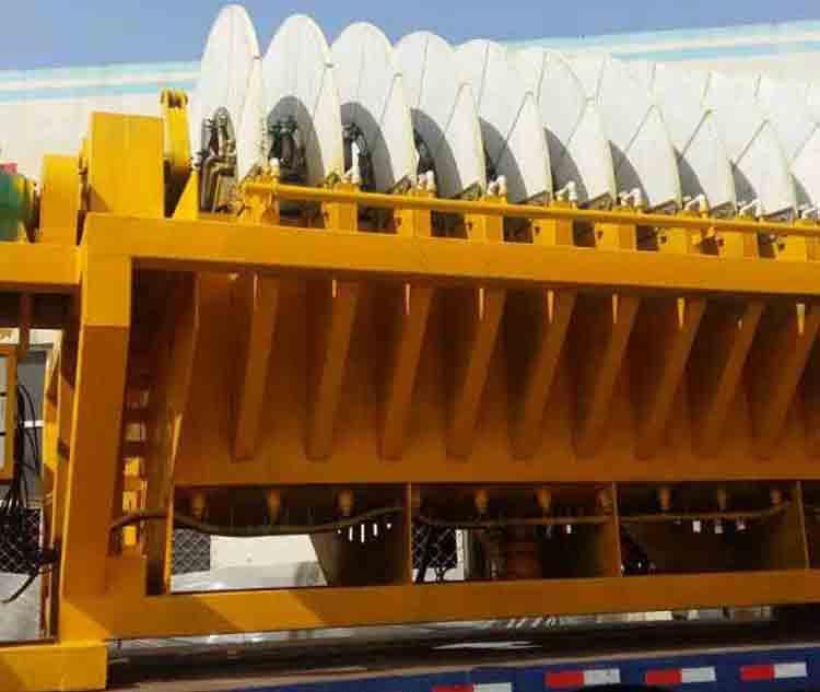 工业用水优质商用陶瓷过滤机
