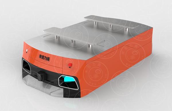 顶升智能搬运车顶升磁导航AGV小车