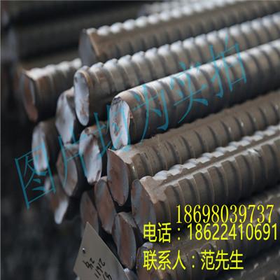 出售50mmPSB1080预应力精轧螺纹钢/及配套精轧螺纹钢螺母垫片连接器锚具等