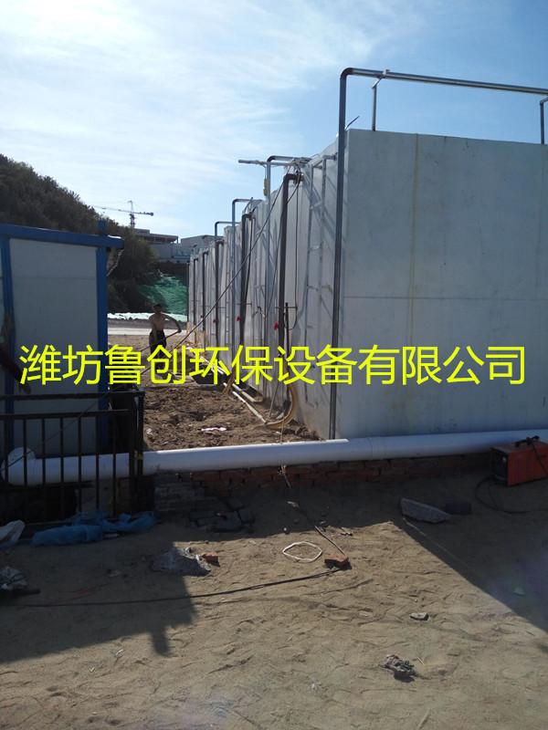 山东潍坊专业从事一体化污水处理设备生产