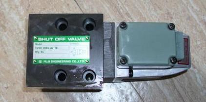 日本进口FUJI电磁阀LVSH-504G-A2D-TB特价