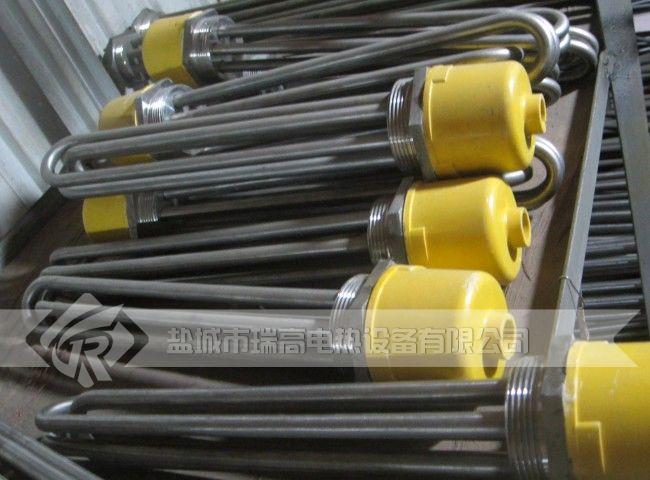 丝扣电热管