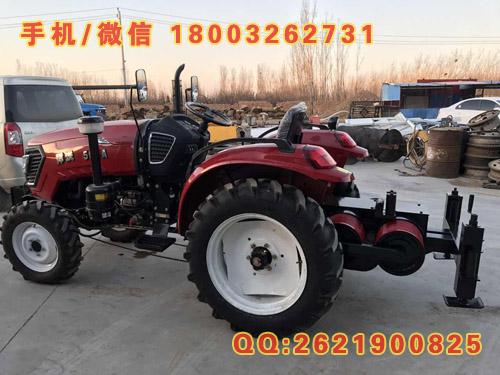 500型上海纽荷兰拖拉机绞磨专业改装拖拉机绞盘