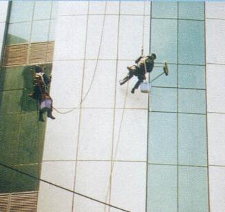 供甘肃擦玻璃和兰州幕墙玻璃清洗详情
