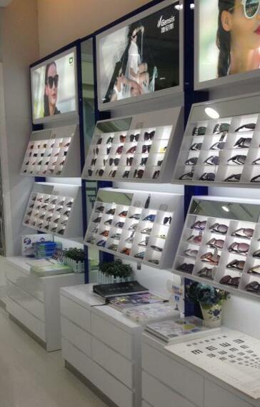 厦门眼镜展示柜厂家报价图片参考对比