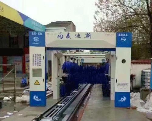 南阳洗车机厂家-全自动电脑洗车机