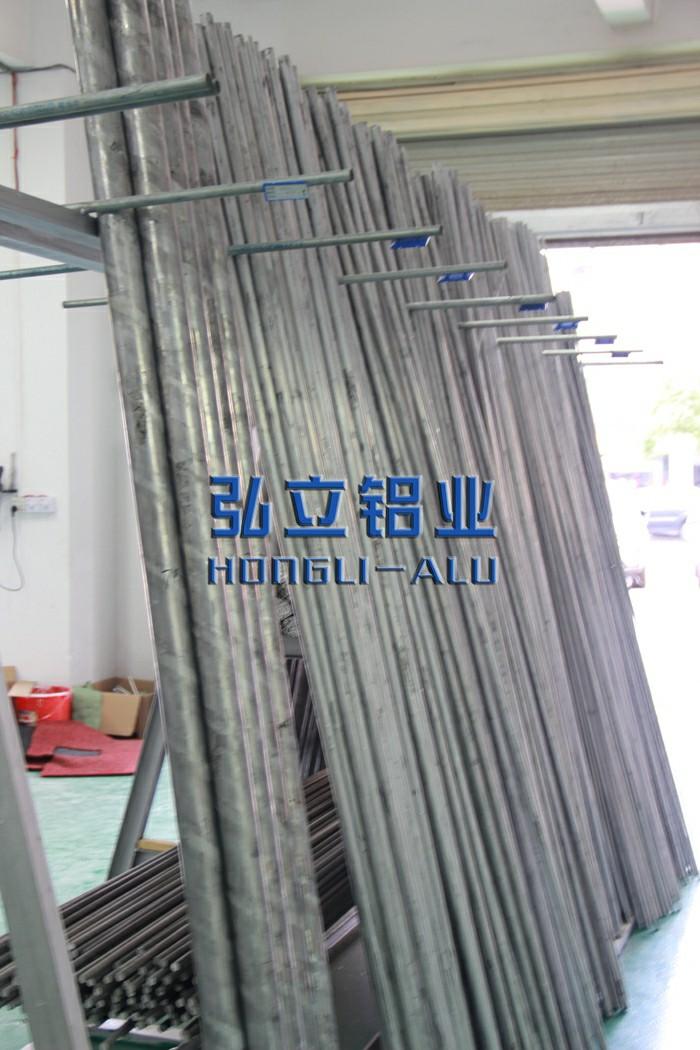 5052防锈铝棒5052氧化铝棒