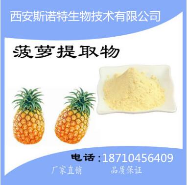 凤梨(菠萝)粉 营养粉原料 菠萝提取物菠萝果粉