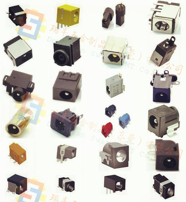 沉板式DC插座高端品质/大电流DC电源插座高档质量/DC母座高精密防水