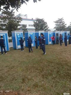 上海金山区移动厕所出租 流动环卫厕所出租