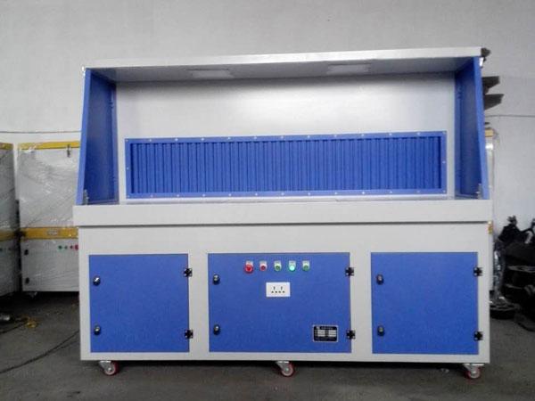 打磨除尘工作台 其源盛厂家直销 清洁空气 减少能源开支